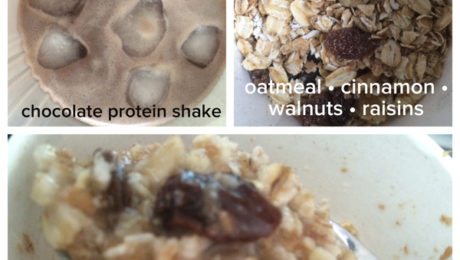 Chocolate Protein Oatmeal aka Proats