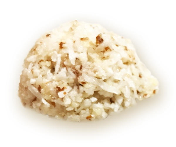 Baked Coconut Almond Protein Macaroon