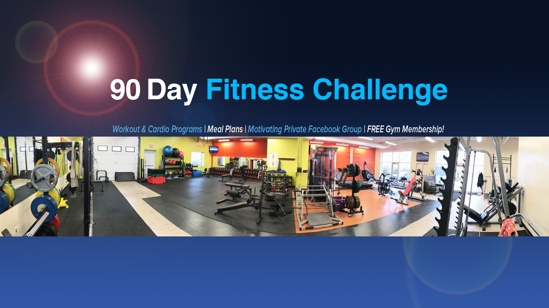 PTK 90 Day Fitness Challange