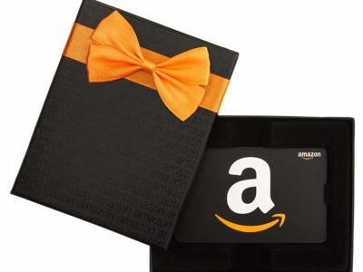 Referral Reward - Amazon Gift Card