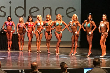 CPA Figure Competition Lineup