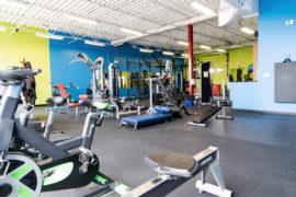 Cardio and Strength Equipment
