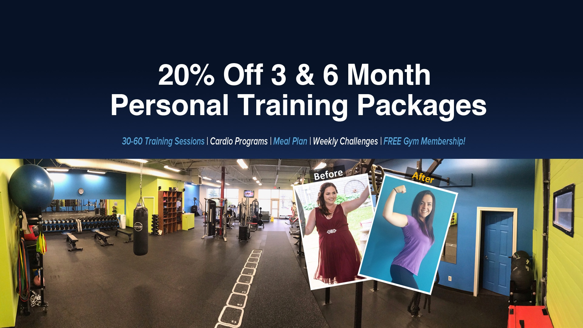 Fit-For-Fall Personal Training Promo 2019