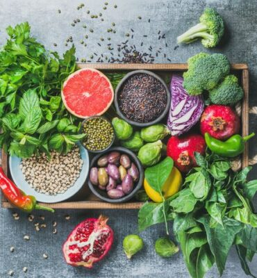 Healthy Fruits and Vegetables, nutritionist in Kingston, Ontario.