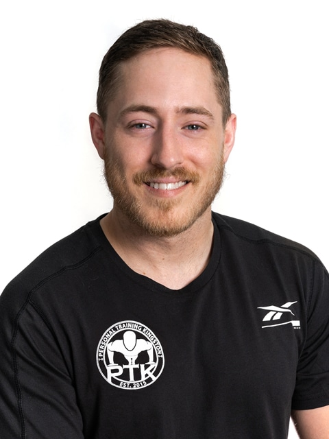PTK Personal Trainer Kyle Leader