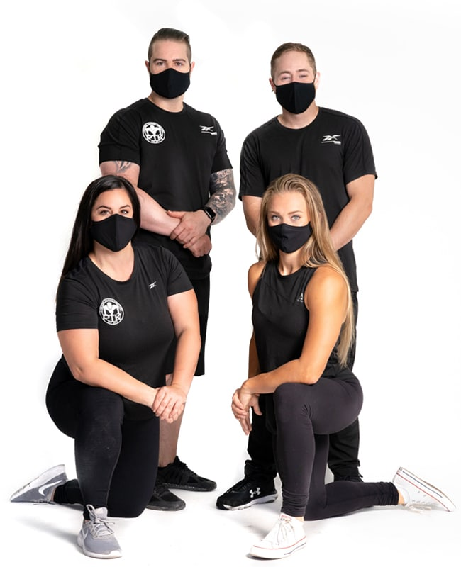 PTK Trainers in Masks