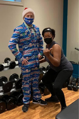 Kyle Christmas Suit 2020