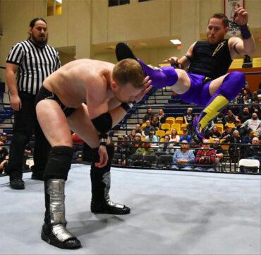 Kyle Wrestling