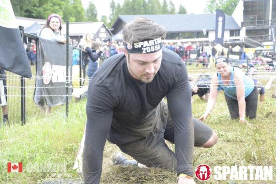 Trevor Spartan Race 2018