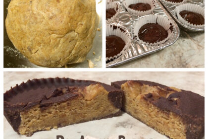 Raw Almond Butter Protein Cups recipe